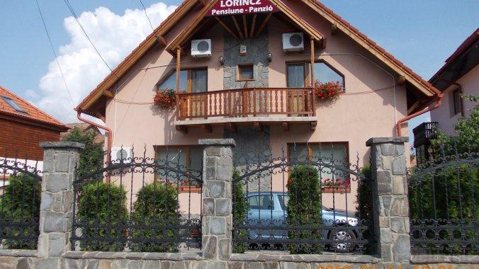 Lőrincz Guesthouse Sovata