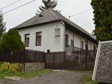 Casă de oaspeți Tiszatelek, Casa de oaspeți Álmodlak
