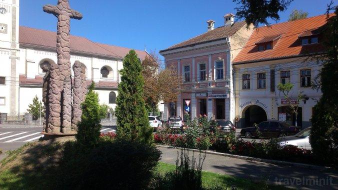 Korona Guesthouse Odorheiu Secuiesc