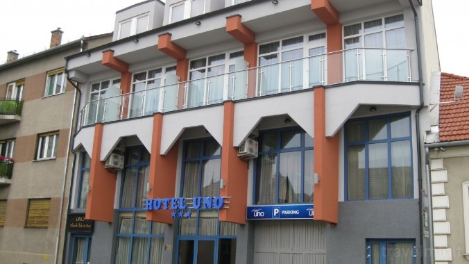 Hotel Uno Kecskemét