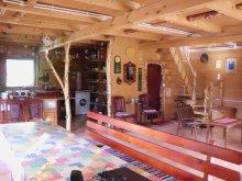 Cabane Travelminit, Cabana Bálint Lak