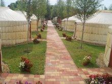 Camping Tiszaroff, Yurt Camp