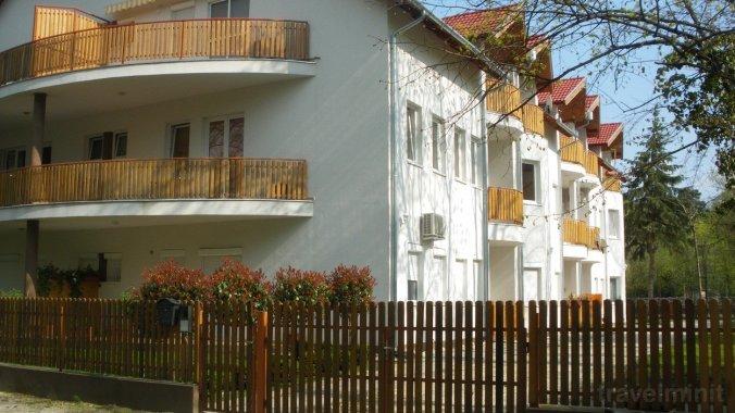 Apartament Ady Balatonszemes