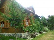 Cabană Toplița, Cabana Barátság