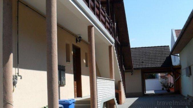 Oázis Apartments Harkány