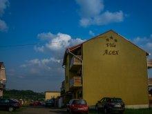 Vilă județul Satu Mare, Vila Alex