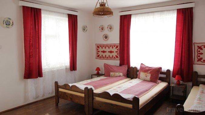 Boros Guesthouse Sâncraiu