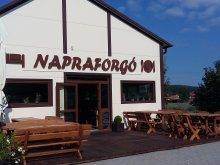 Casă de oaspeți Nagyfüged, Casa de oaspeți Napraforgó