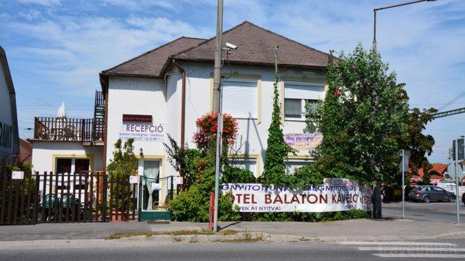 Casa de oaspeți Balaton Fonyód