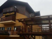 Accommodation Teliucu Inferior, Melinda Vila