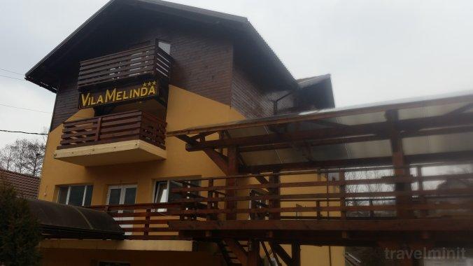 Melinda Villa Petrozsény