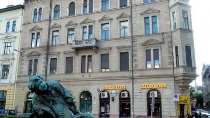 Apartamente Körúti Budapesta