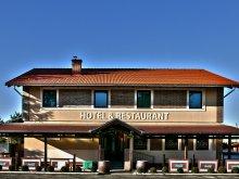 Accommodation Egyházasrádóc, Andante Hotel