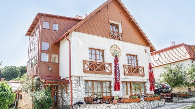 Casa de oaspeți Erzsébet Csesznek