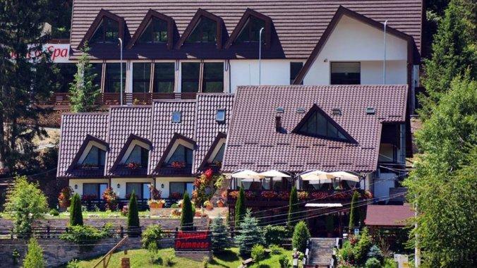 Popasul Domnesc Guesthouse Voroneț