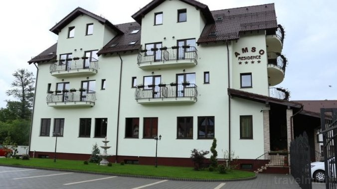 Pensiunea Amso Residence Sibiu