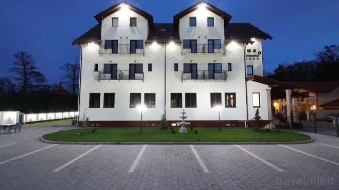 Amso Rezidence Panzió Nagyszeben