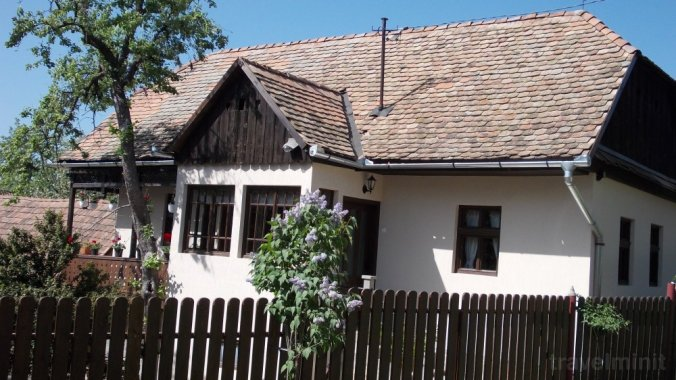 Casa Taraneasca Irénke Bisericani