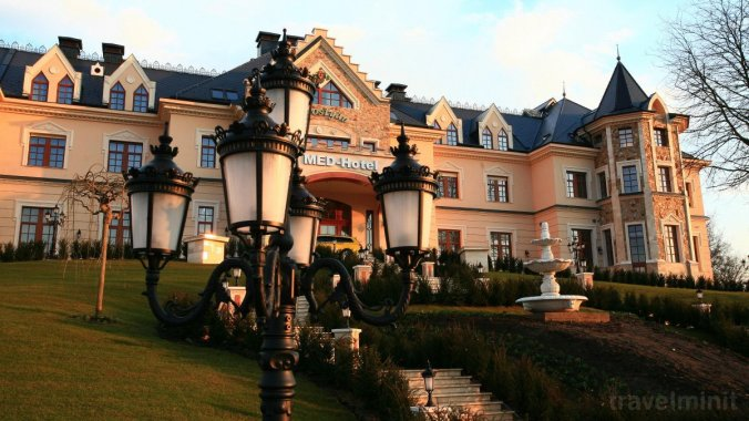 Borostyán MED-Hotel Nyíradony