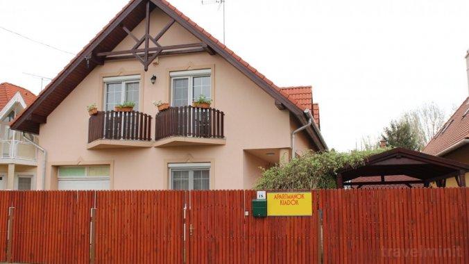 Apartament Imre Hajdúszoboszló