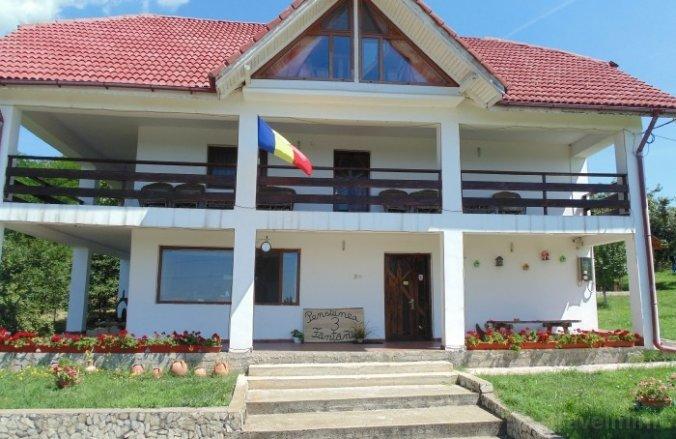 3 Fântâni Guesthouse Runcu
