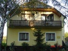 Cazare Hévíz, Apartament Tislerics