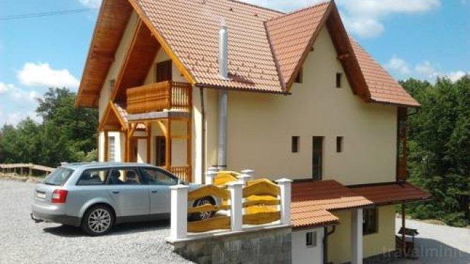 Casa Karina Vendégház Szováta