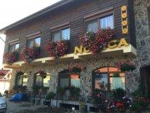 Accommodation Cut, Pension Norica