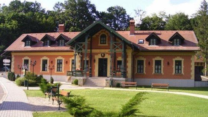 Casa de oaspeți St. Hubertus Parádsasvár