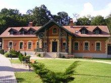 Pensiune Érsekvadkert, Casa de oaspeți St. Hubertus