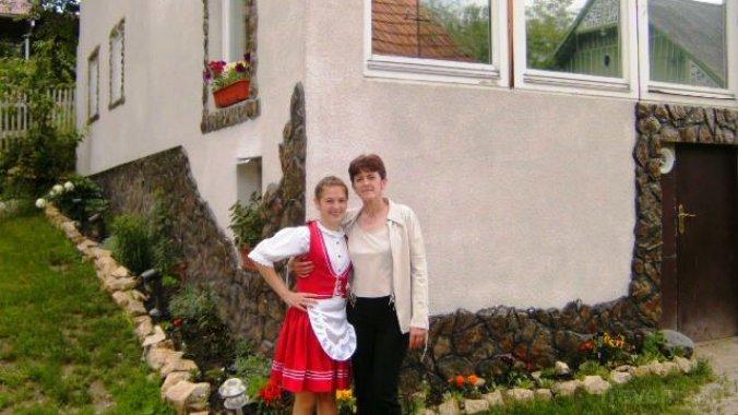 Monika Guesthouse Sâncraiu