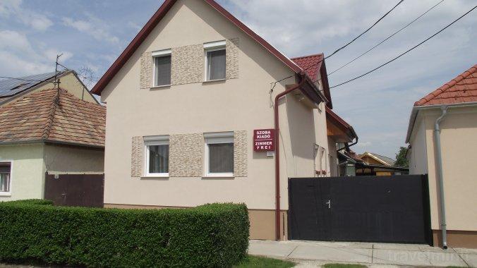 Radek Apartment and Guesthouse Halászi