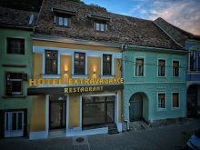 Accommodation Saschiz, Extravagance Hotel
