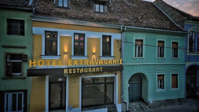 Extravagance Hotel Sighisoara