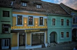 Hotel Pócstelke (Păucea), Extravagance Hotel