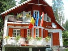 Cabană Tiha Bârgăului, Cabana Anna-lak