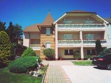 Szállás Balaton, Klára Villa