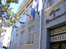 Cazare Slănic Moldova, Hotel Europa