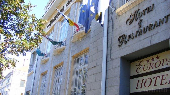 Europa Hotel Székelyudvarhely