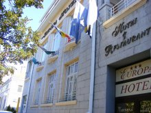 Hotel Csekefalva (Cechești), Europa Hotel