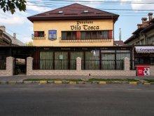 Pensiune județul Bacău, Tichet de vacanță, Pensiunea Vila Tosca