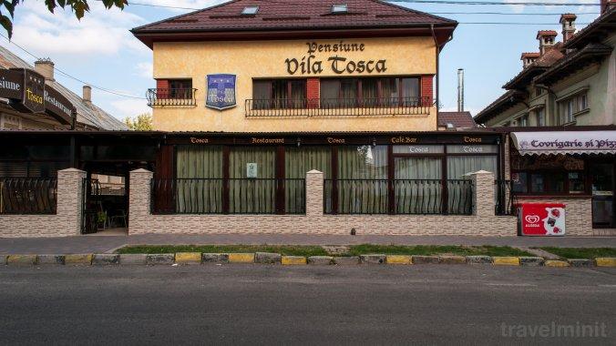 Vila Tosca B&B Bacău