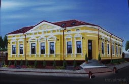 Szállás Hisiaș, Tichet de vacanță / Card de vacanță, Ana Maria Magdalena Motel