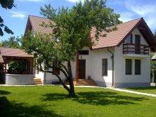 Kulcsosház Pleșcoi, Dancs Ház