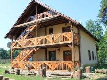 Cabană Nehoiu, Tichet de vacanță, Pensiunea Mestecăniş