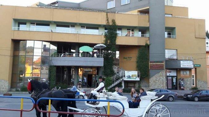 Hotel Silva Vatra Dornei