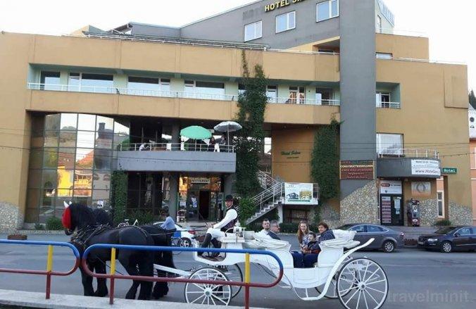 Silva Hotel Dornavátra