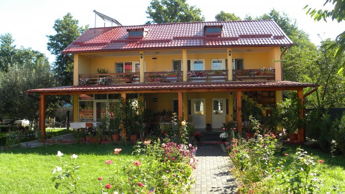 Criveanu Guesthouse Horezu