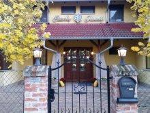 Panzió Jász-Nagykun-Szolnok megye, Cserke Apartmanház