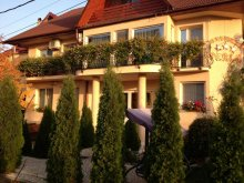 Apartament Mărăuș, Pensiunea Perla